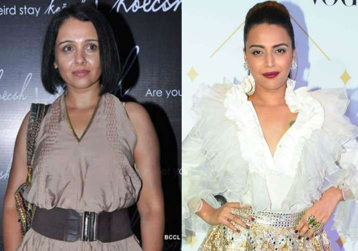 Suchitra Krishnamoorthi comment on Swara Bhaskar open