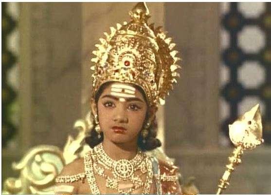 India Tv - Sridevi as childhood artist