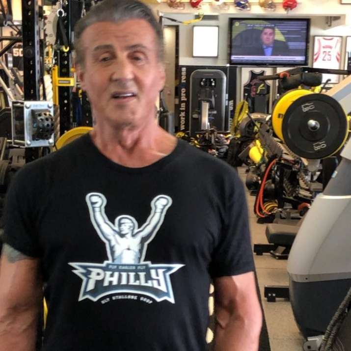 Sylvester Stallone takes sly dig at fake death news
