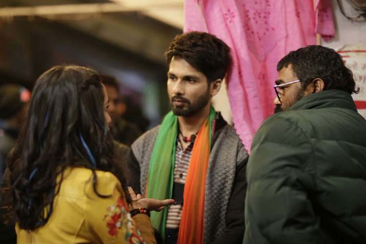 India Tv - Shahid Kapoor, Shraddha Kapoor