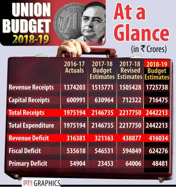 India Tv - Union Budget 2018