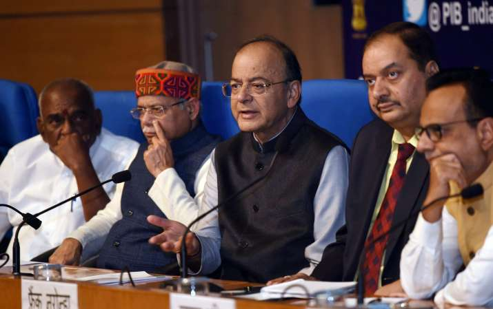 India Union Budget 2018 Key Highlights: Personal tax slabs