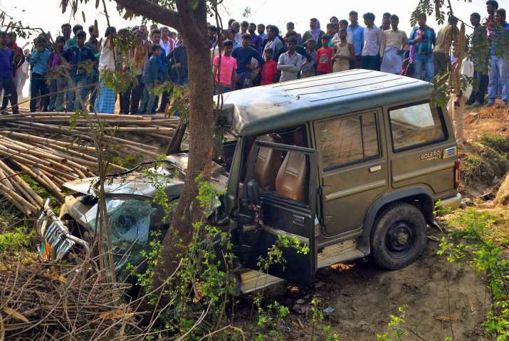 Muzaffarpur hit-and-run case: Suspended BJP leader Manoj