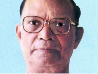 File picture of Chandrasekhar Rath
