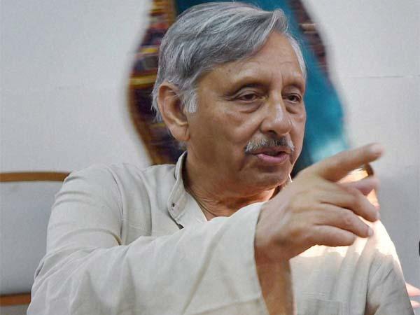 Congress distances itself from Mani Shankar Aiyar's 'I love