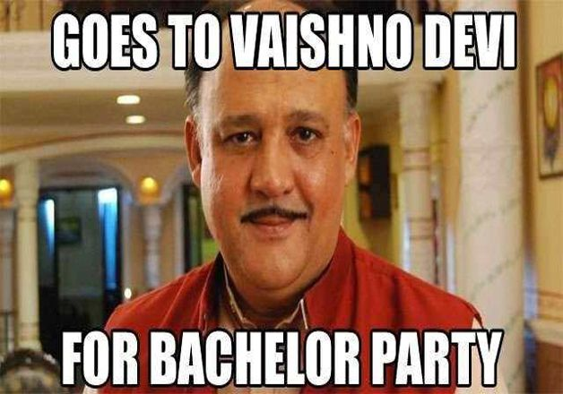 India Tv - alok nath meme