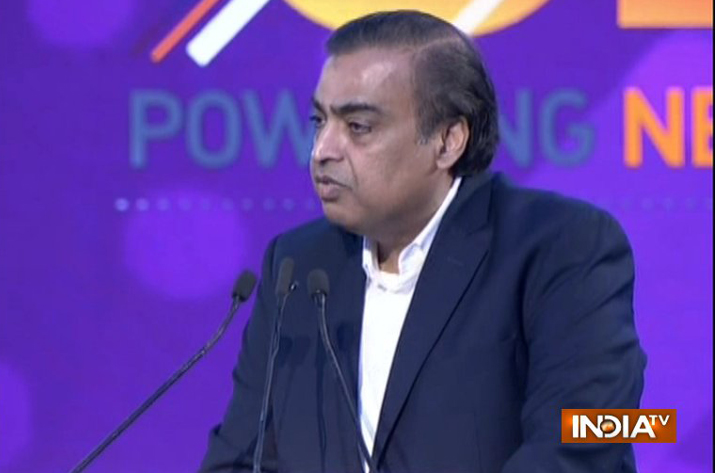 UP Investor Summit: Mukesh Ambani announces additional Rs