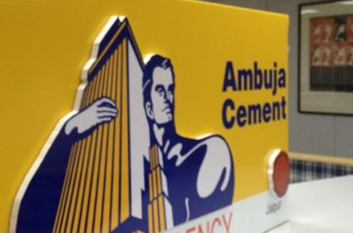 Ambuja Cement Q3 profit up 77% to Rs 478-cr