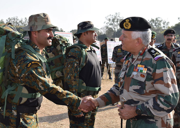 India Tv - The Indian Army flagged off a Chindits Trail Expedition.