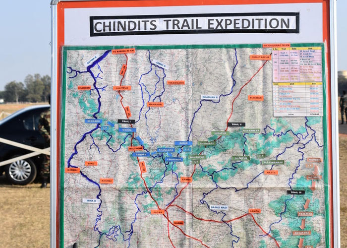 India Tv - The expedition will cover a total distance of 400 kilometres in four phases over a period of 20 days.