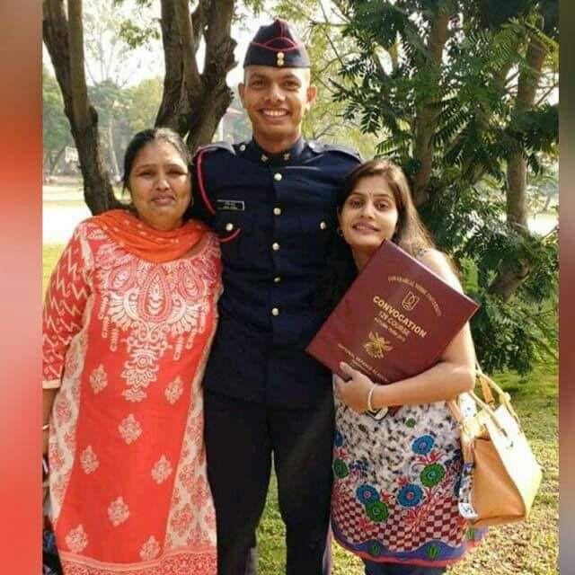 India Tv - Captain Kapil Kundu was just six-days short of turning 23.