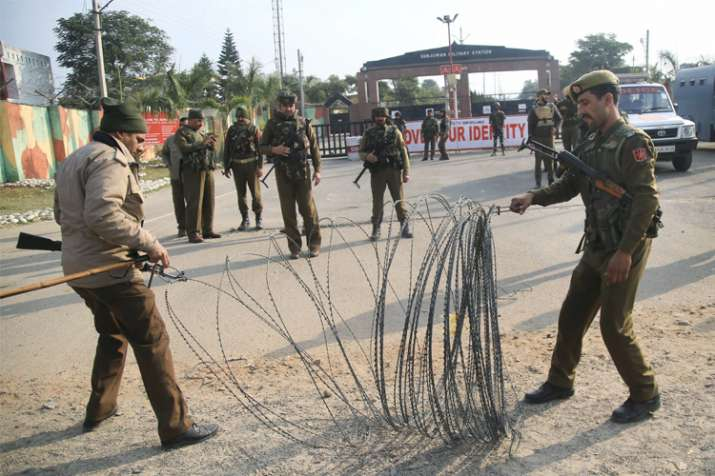 Sunjwan Army camp attack: Two more terrorists gunned down,