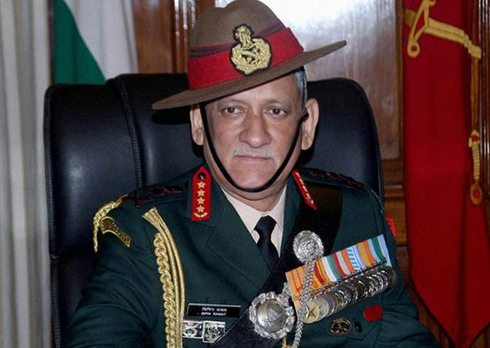 Indian Army Chief visits temple, attends Nepal Army Day