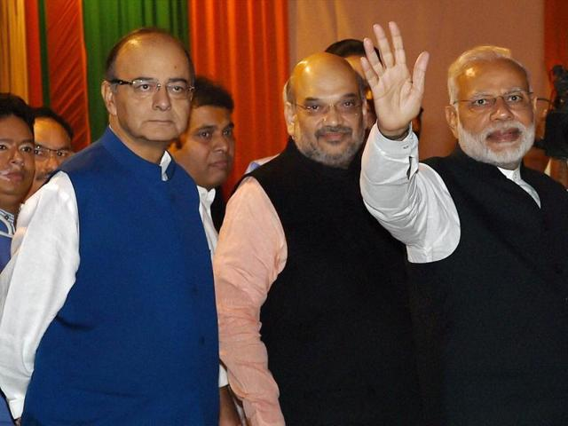 Budget's welfare thrust to be BJP's weapon in key state