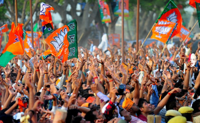 Gujarat civic polls 2018: BJP wins 46 out of 75 seats,