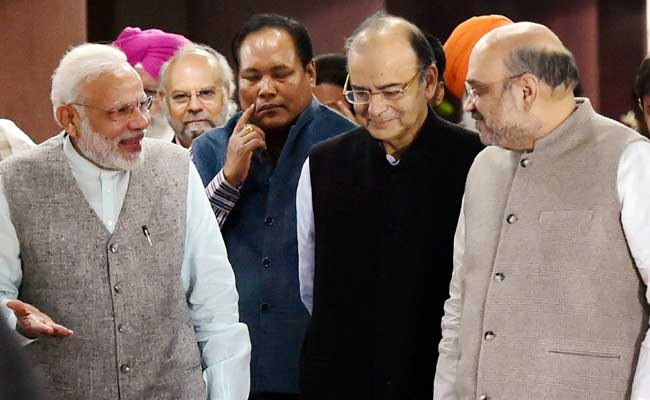Eyeing 2019 Lok Sabha elections, BJP to hold discussion on