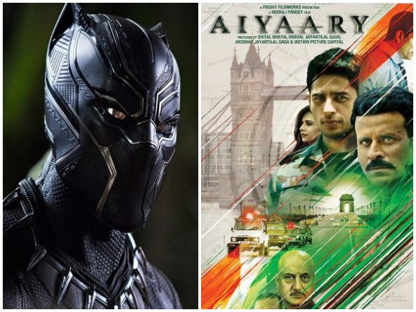 It Was Aiyaary Vs Black Panther This Friday Who Won The Race