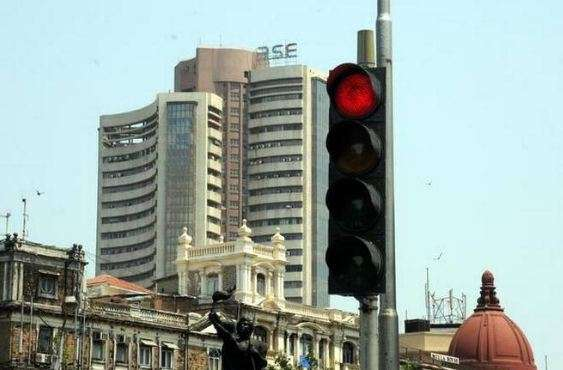 Selling pressure drags equities lower, Sensex drops 236