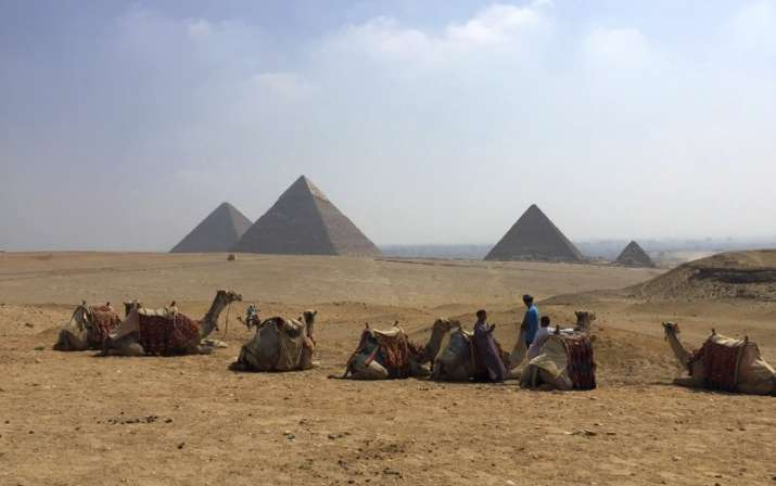 4,400-year-old tomb discovered outside Cairo: Egypt