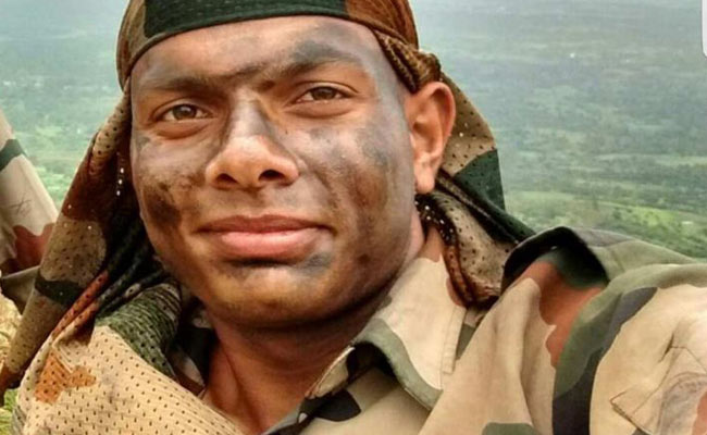 Martyred Army Captain Kapil Kundu lived for the nation,