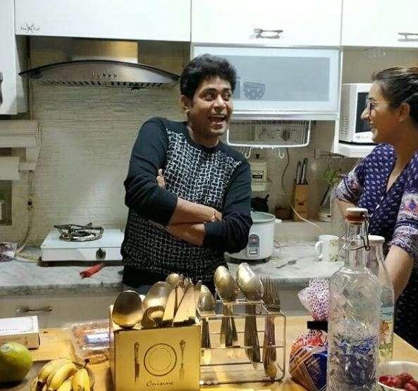India Tv - Sabyasachi Satpathy and Shilpa Shinde