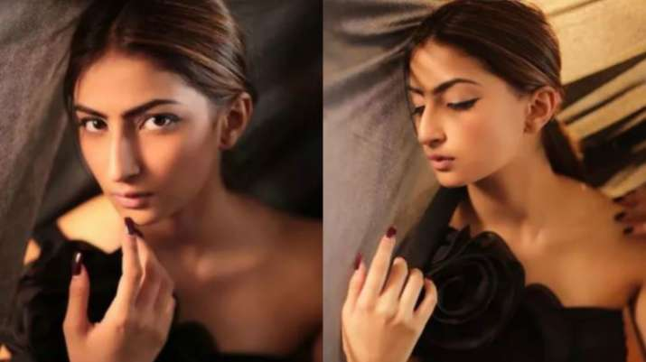 India Tv - Palak Tiwari's photoshoot pictures