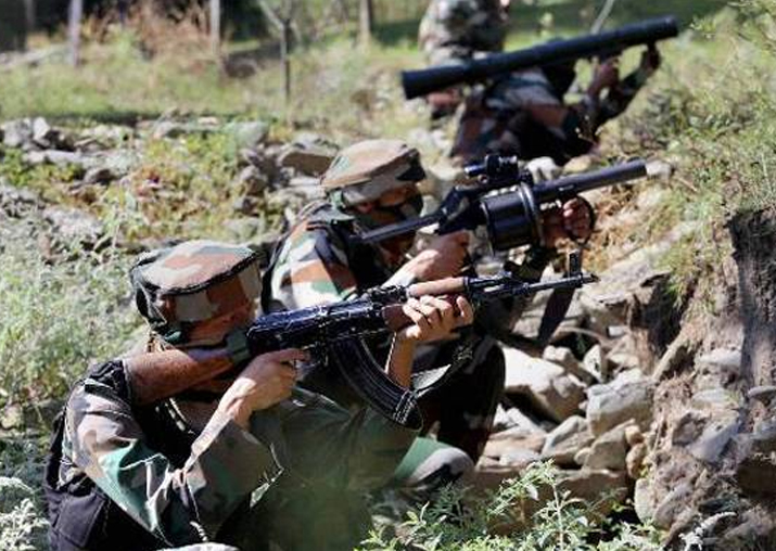 Woman killed in ceasefire violation by Pak in J&K's Rajouri