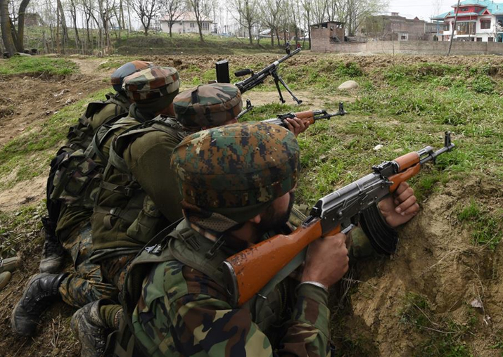 File pic - Body of heavily-armed Pak infiltrator recovered