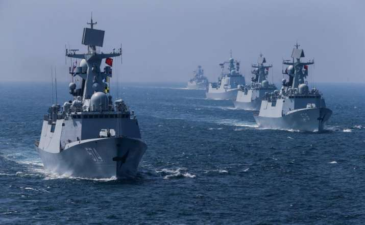 China coercing neighbours to reorder Indo-Pacific region: