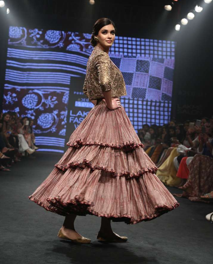 India Tv - Lakme Fashion Week 2018