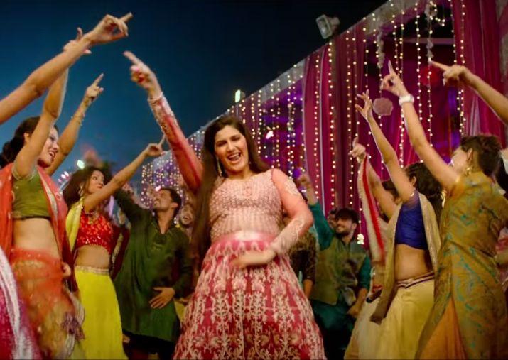 Bigg Boss 11 Sapna Choudhary in Veerey Ki Wedding Hatt Ja