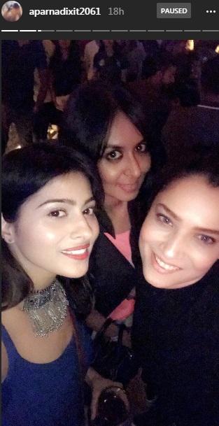 India Tv - Aparna Dixit's Instagram story