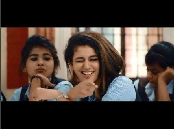 Still from Oru Adaar Love teaser