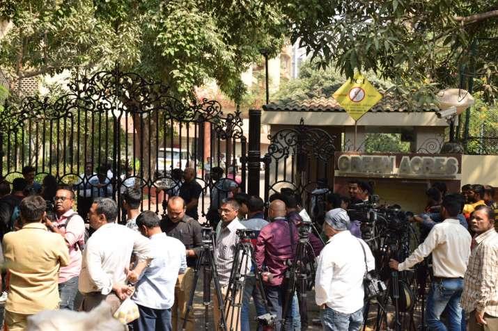 India Tv - Sridevi passes away