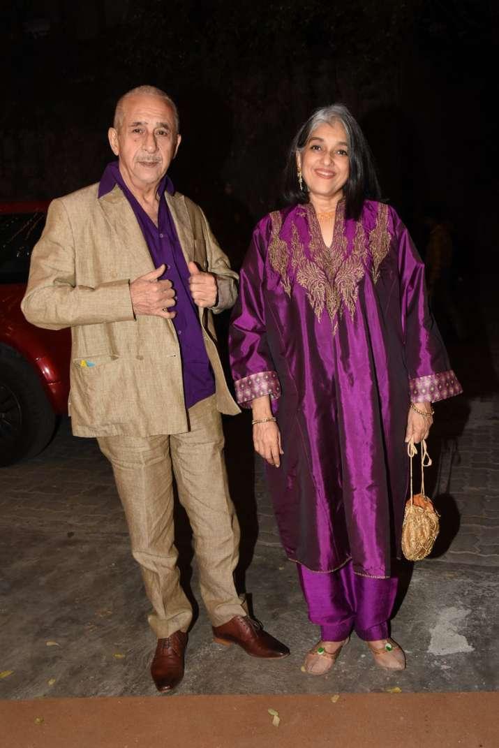 India Tv - Naseeruddin Shah and Ratna Pathak Shah