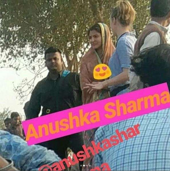 India Tv - Anushka Sharma all deglammed for Sui Dhaaga
