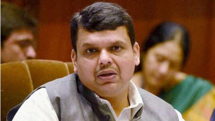 File picture of Maharashtra CM