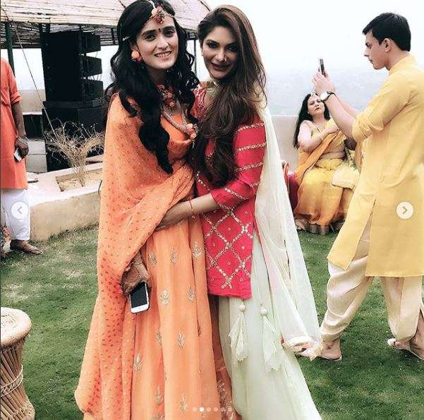 India Tv - Sohanna Sinha shared the pictures of wedding ceremony