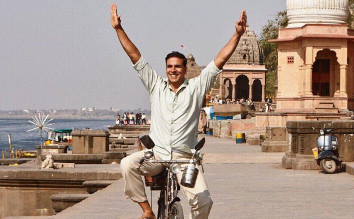 PadMan box-office collection day 2
