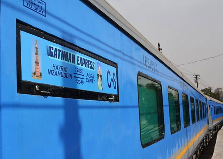 Country's fastest train Gatimaan Express to slow down on