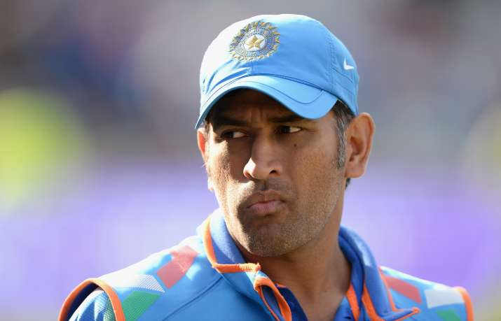 India Tv - A file image of MS Dhoni