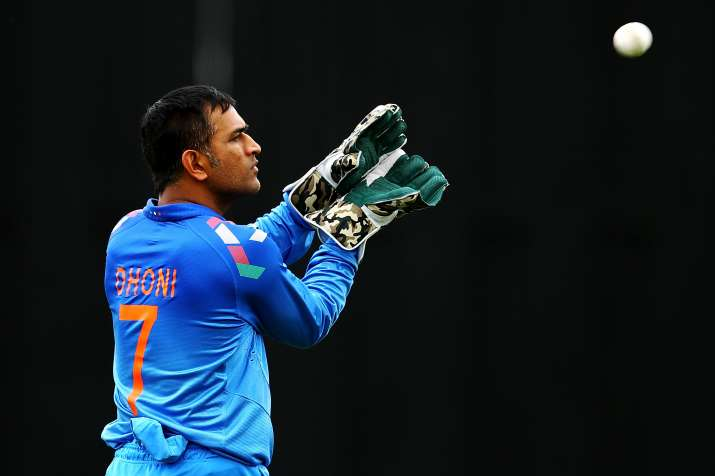 A file image of MS Dhoni