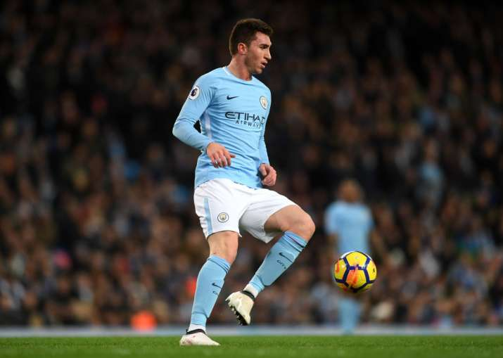 India Tv - A file image of Aymeric Laporte