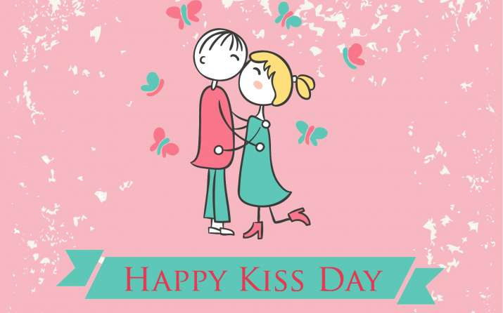 India Tv - Happy Kiss Day 2018