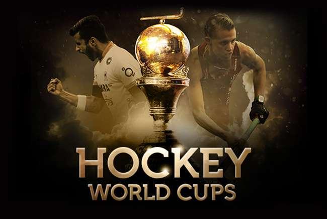 Men's Hockey World Cup 2018