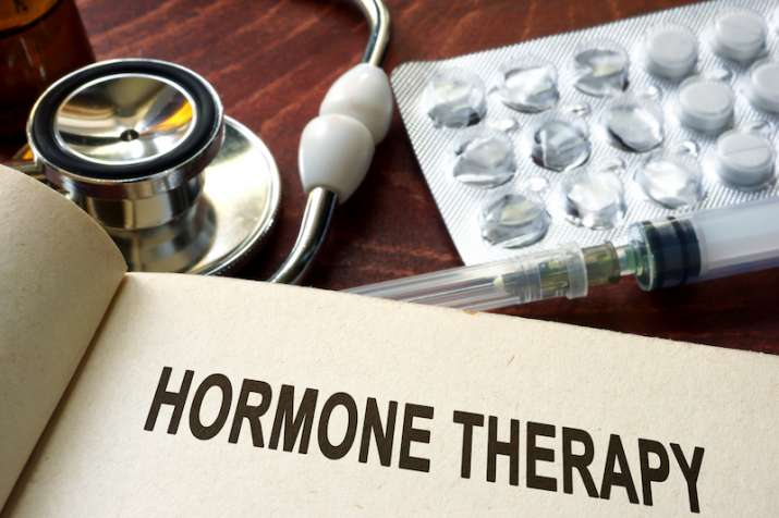 Hormone therapy can help reduce curvature of spine in