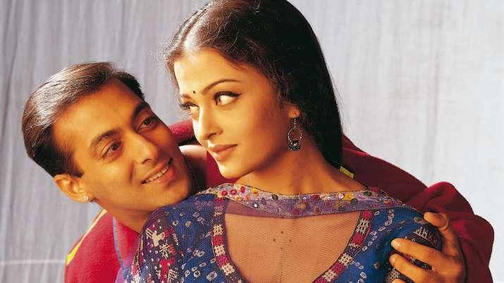 India Tv - Aishwarya Rai Bachchan and Salman Khan in Hum Dil De Chuke Sanam