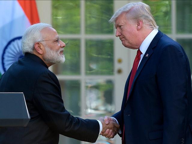 File photo of PM Narendra Modi and US President Donald Trump