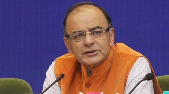File photo of Finance Minister Arun Jaitley.