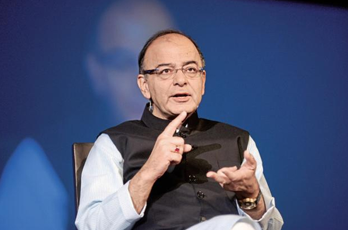 File pic of FM Arun Jaitley